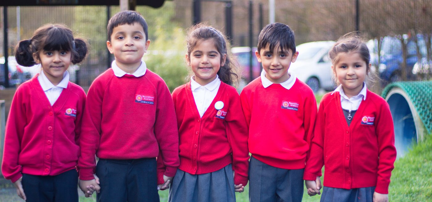 Roundthorn Primary Academy | Early years foundation stage